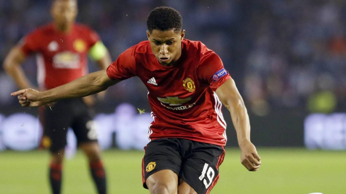 Celta Vigo Manchester United Europa League Match Report