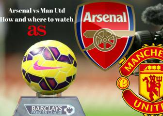 Arsenal vs Man Utd: how and where to watch