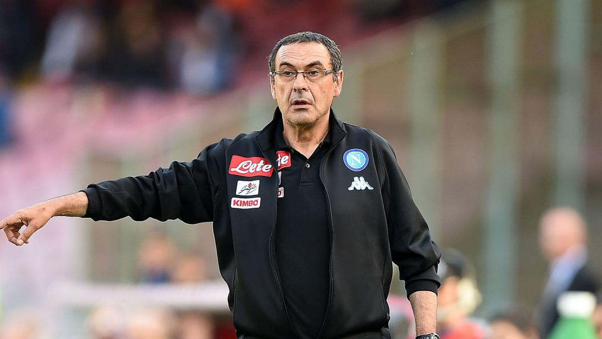 Maurizio Sarri: De Laurentiis: Maurizio Sarri Can Be Napoli's