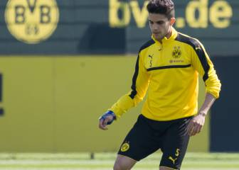 Bomb attack victim Bartra eyes Dortmund playing return