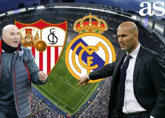 Real Madrid vs Sevilla: How and where to watch