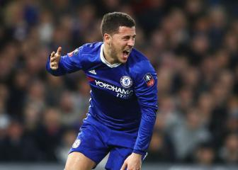 Hazard eyes Ballon d'Or... when Ronaldo and Messi retire