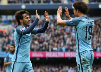 City grab third with tame display against Leicester