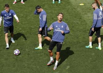 Team news: Zidane continues to rotate