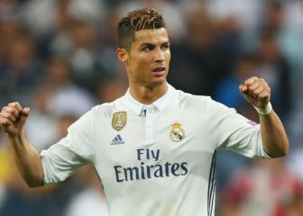 Cristiano Ronaldo reaches 400 goals for Real Madrid