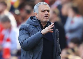 Mourinho: Manchester United lack strength in depth