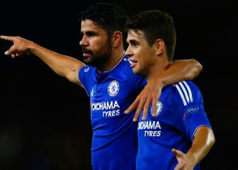 Oscar: I'd be delighted if Diego Costa joined me in China