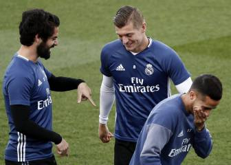 No room for Nacho, Isco keeps his place for Balaidos visit
