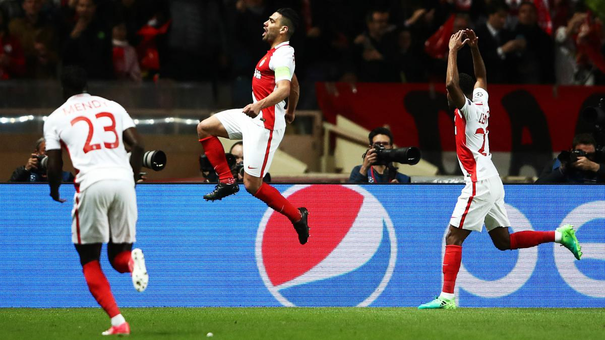 Monaco secure first Ligue 1 title in 17 years