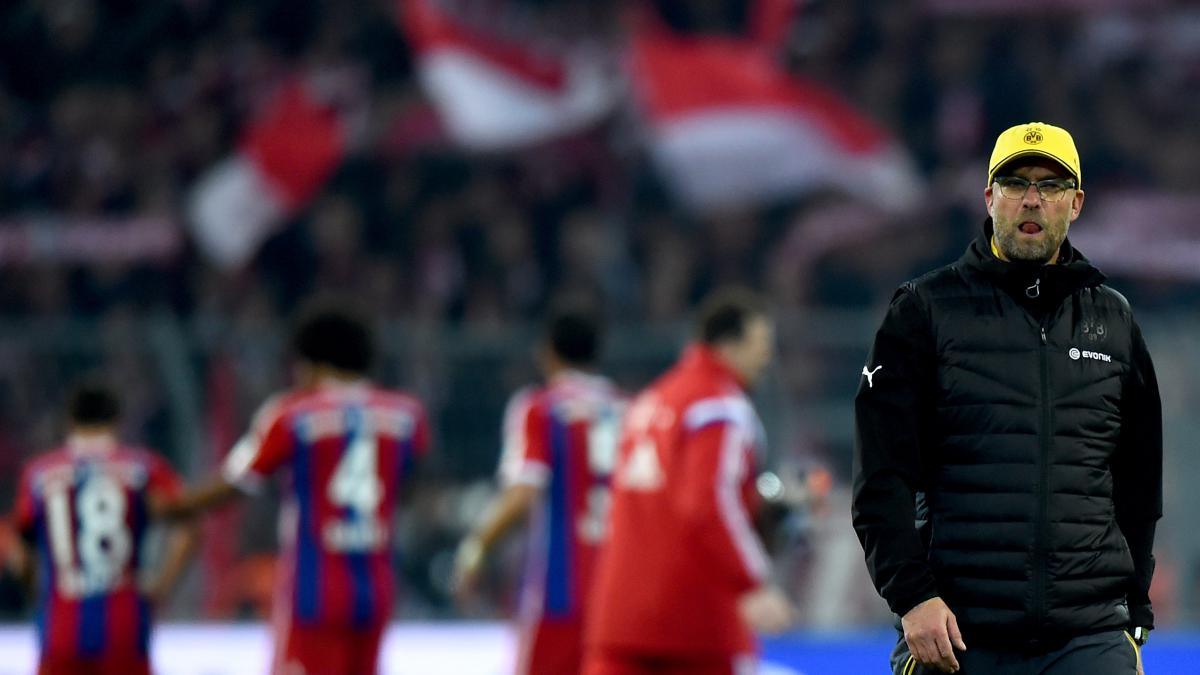 Bayern wouldn't dominate Premier League- Klopp