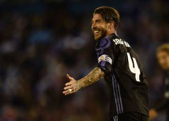 Ramos moves up to sixth on all-time Real Madrid wins list