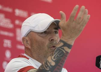 Sampaoli confirms desire to take over the Argentina job