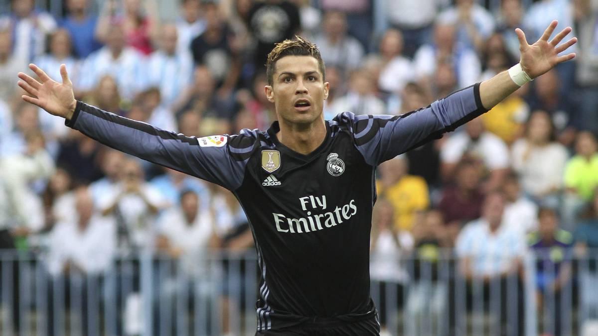 6fcc9630625 Málaga 0-2 Real Madrid La Liga Champions: Match report, action, goals,  Ronaldo Benzema