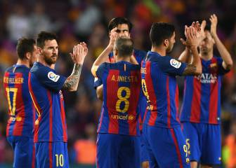 Barça's victory over plucky Eibar is not enough