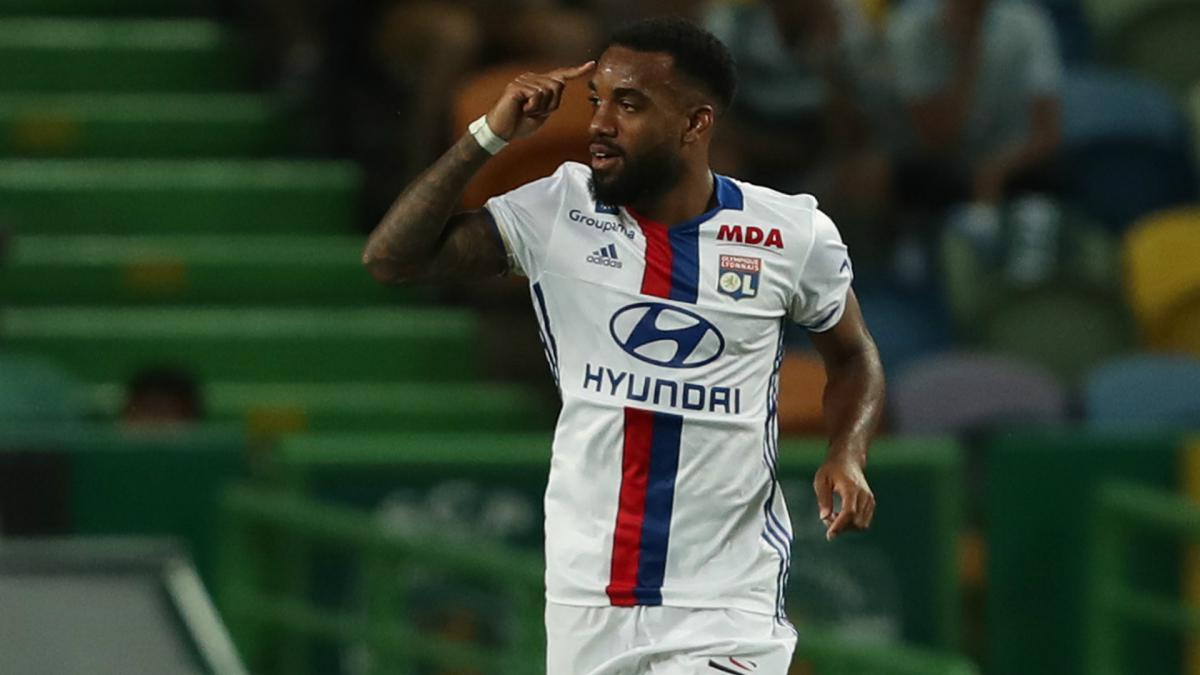 Atletico Madrid reach verbal agreement to sign Alexandre Lacazette?