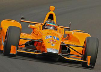 Alonso happy with Indy 500 position despite engine change