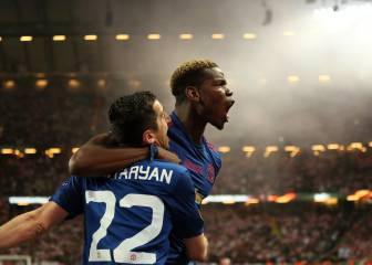 United stifle youthful Ajax to win Europa League title