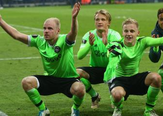 Ajax field the youngest starting XI ever in European final