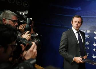 Prison without bail requested for ex-Barça president Rosell