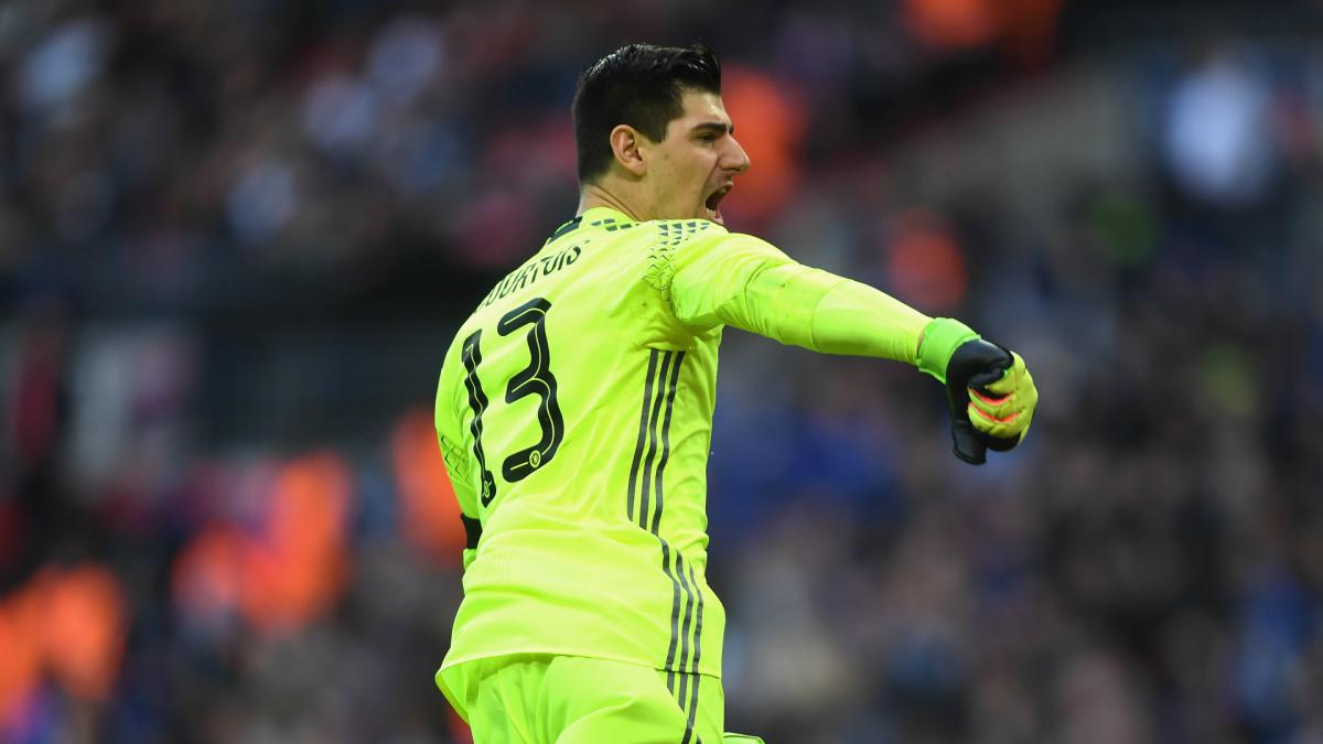 Courtois ready to sign new Chelsea contract