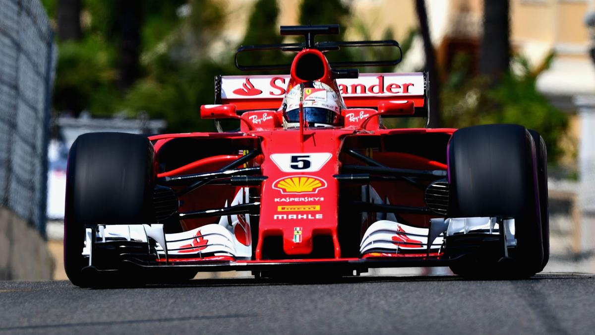 Ferrari deny team orders in Monaco Grand Prix win for Sebastian Vettel