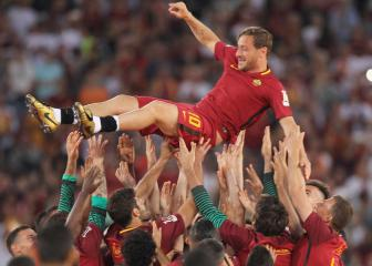 Totti could've played for any big club – Ramos hails Roma great