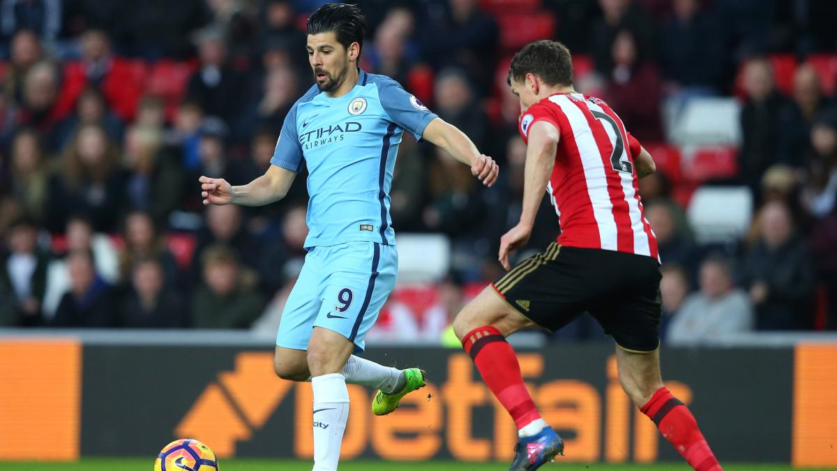 Nolito: I want to leave Manchester City and return to Spain