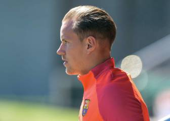 Marc-Andre Ter Stegen extends Barcelona contract