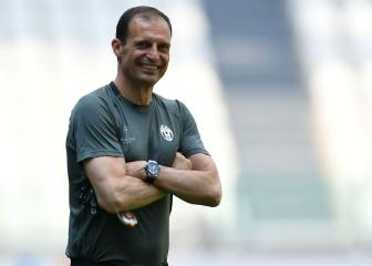 Allegri not worried by Juventus final record