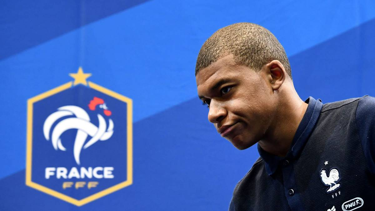 Mbappe To Consult Deschamps Over Future Amid Madrid Links As Com
