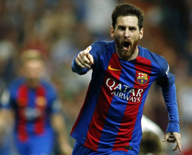Barcelona's Lionel Messi draws international attention, but LaLiga can't get close to Premier League TV revenues.