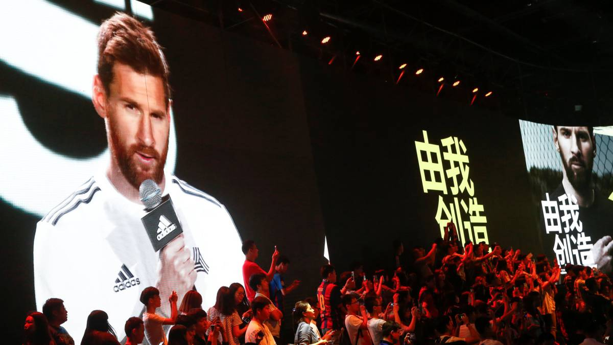 Messi Barca striker to launch amusement park in China