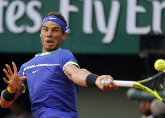 Nadal romps to third-round win over Basilashvili in Paris