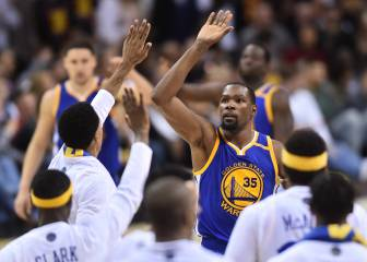 Warriors break Cavaliers hearts as they go 3-0 in the NBA Finals