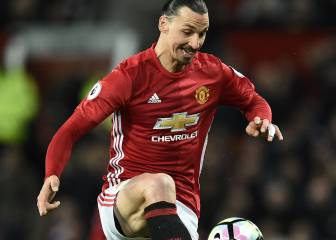 Ibrahimovic not given new deal by Manchester United