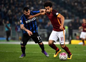 Monchi says Roma won't let Salah go 'on the cheap'