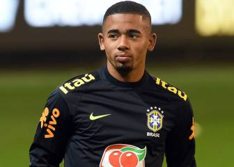 Gabriel Jesus told he won't need surgery on eye socket
