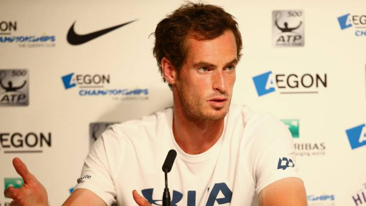 As he prepares for Wimbledon, Andy Murray has hit back at John McEnroe\'s claim that the Scot should be viewed as way behind Federer, Nadal, and Djokovic.