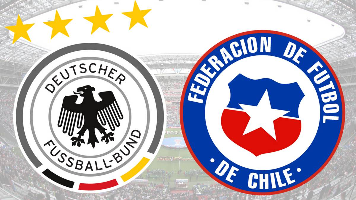 Confederations Cup: Germany hold Chile to 1-1 draw