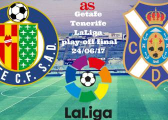 Getafe vs Tenerife: How and where to watch