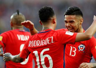 Chile labour to a draw and set up semi-final against Portugal