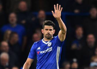 Striker Costa hard to replace at Chelsea - Lampard