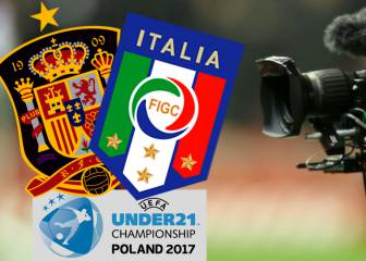 Spain U21 - Italy U21: how and where to watch