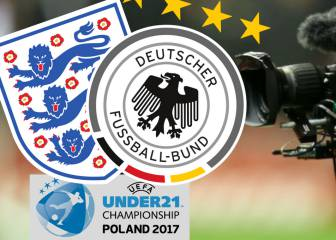 England U21 - Germany U21: how and where to watch