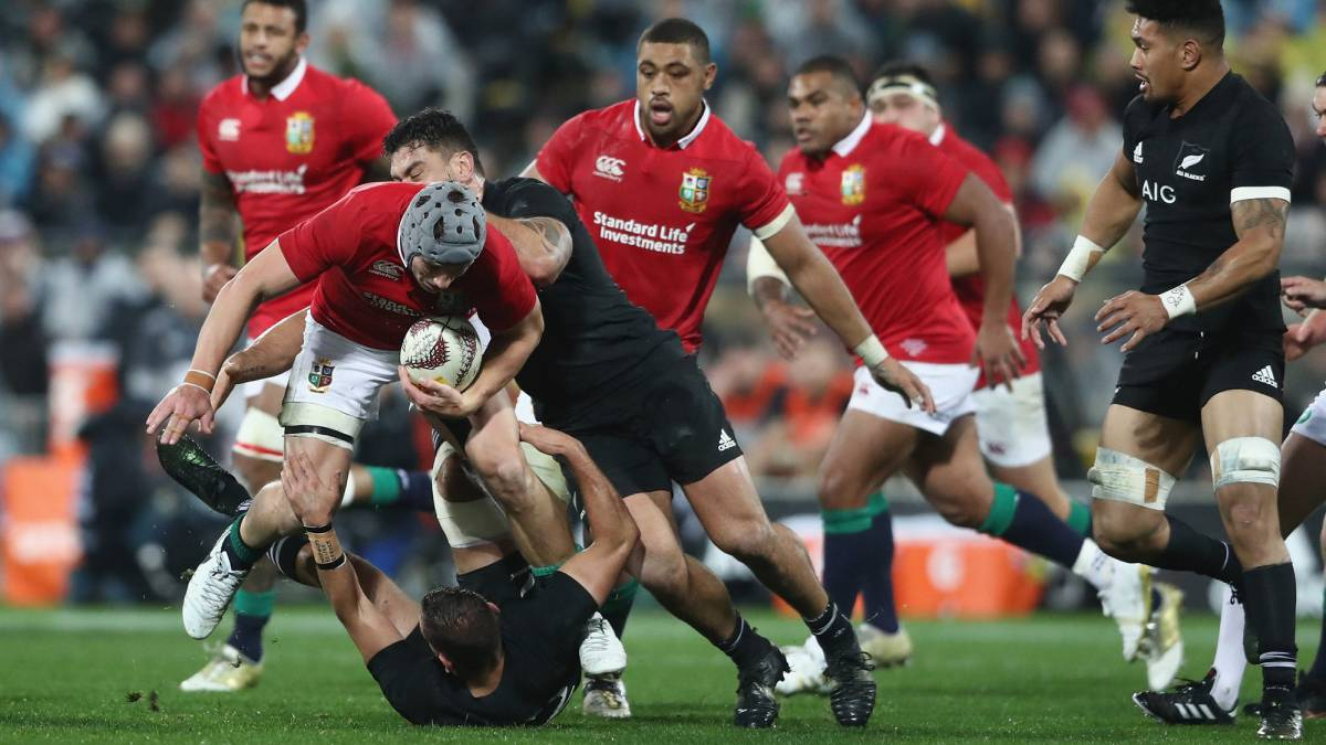 Why The British And Irish Lions Tour Of New Zealand Could Be A Roaring Success
