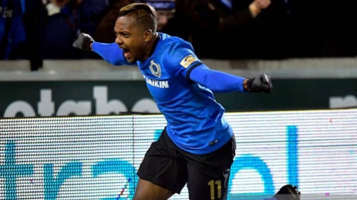 Brighton agree club record fee for Colombia's Izquierdo