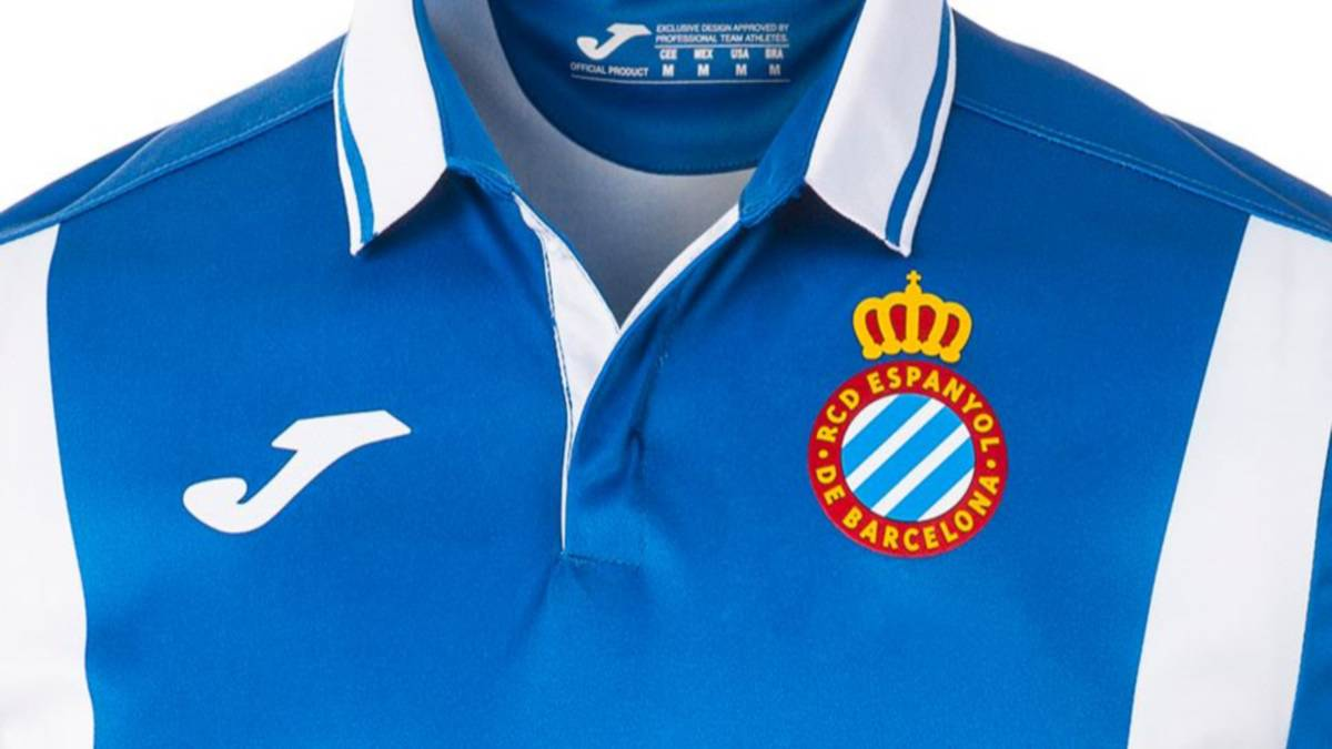 LaLiga Santander  Espanyol 17 18 home shirt voted worst of new ... 65b1fa746
