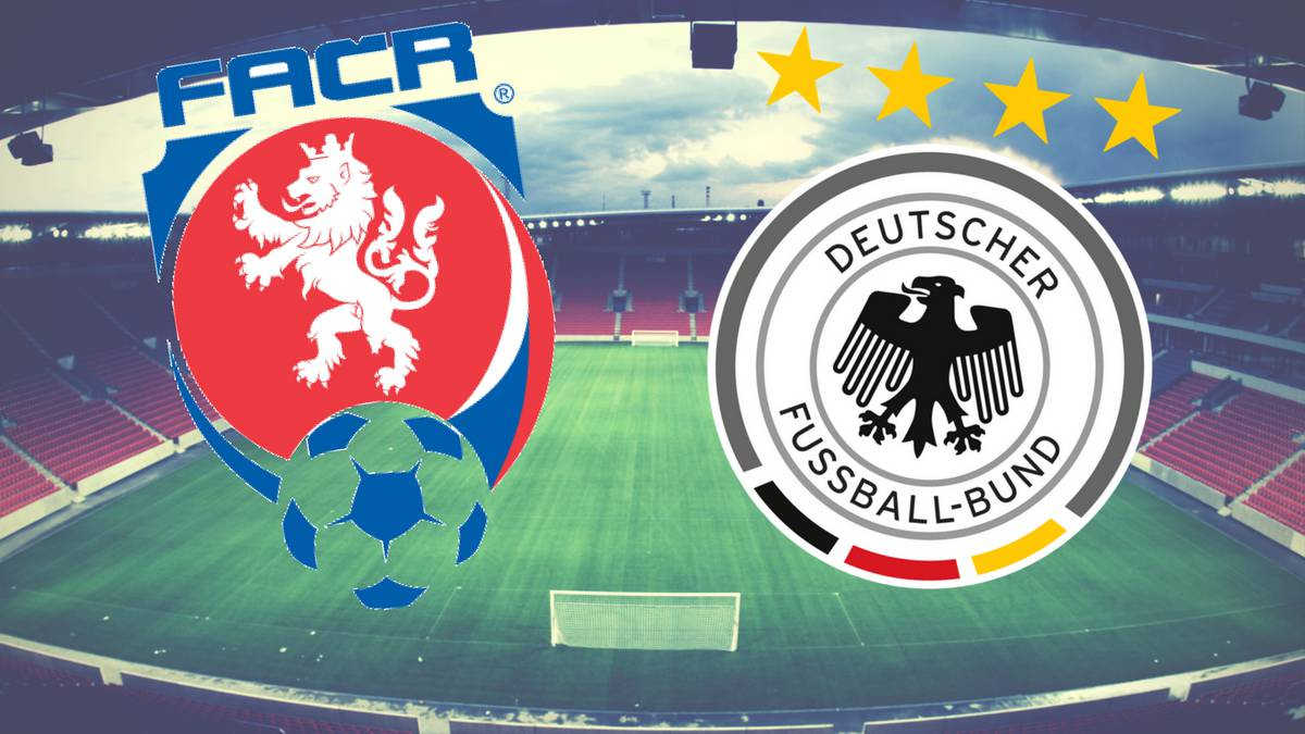 Czech Republic vs Germany UEFA WC Qualifying
