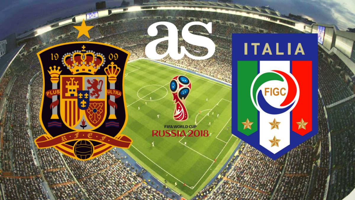 Spain-Italy 2-0 |Confirmed lineups and live commentary — Wc qualifiers