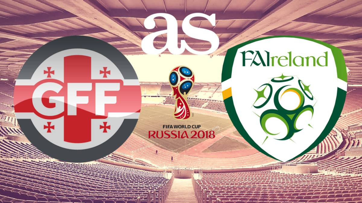 Georgia vs Republic of Ireland Match updates